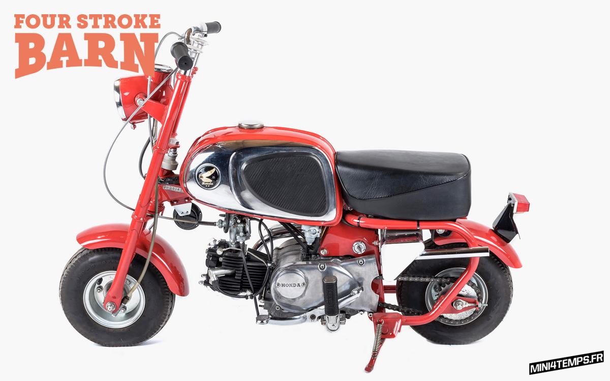 Four Stroke Barn - Honda Dax Monkey Shop in Utrecht - mini4temps.fr