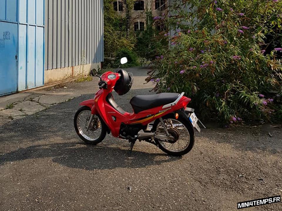 A VENDRE : HONDA INNOVA 2006 carbu 125cc - mini4temps.fr