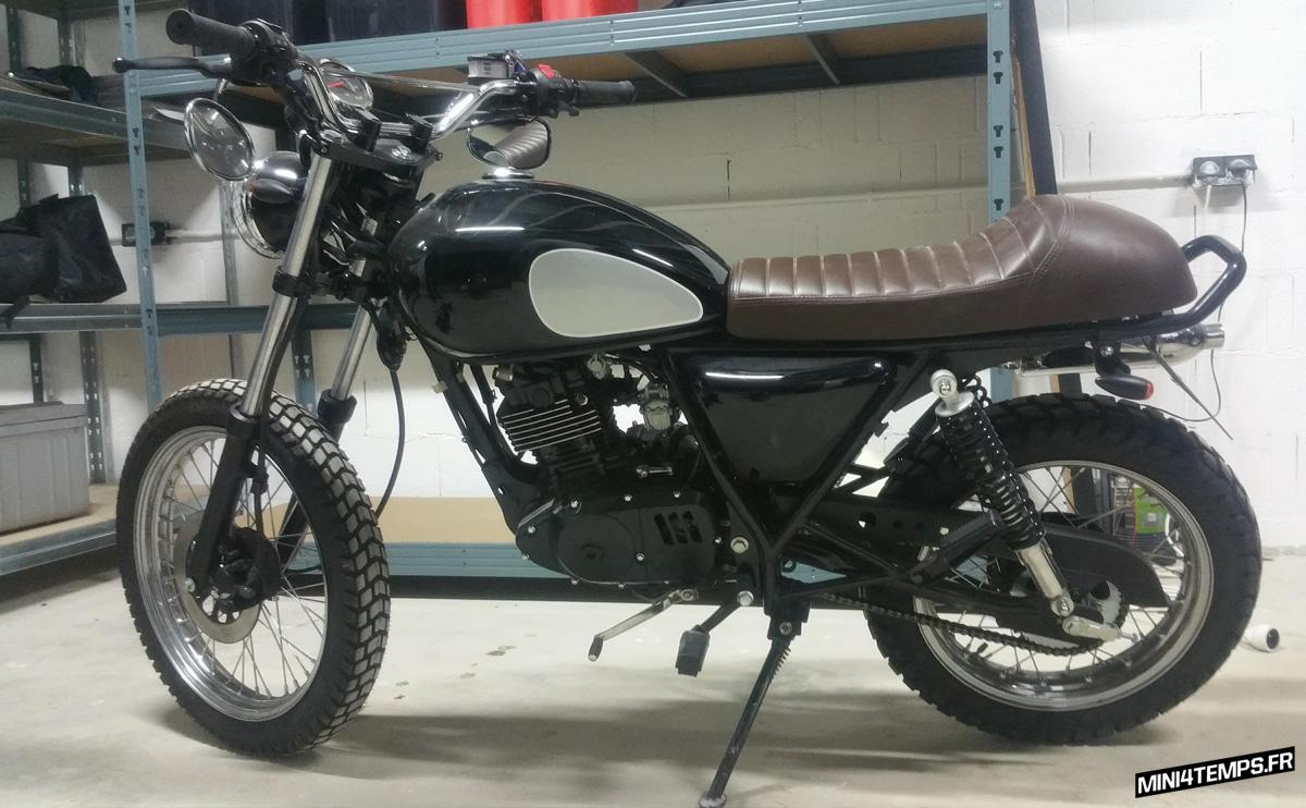 125cc Mash Scrambler - mini4temps.fr