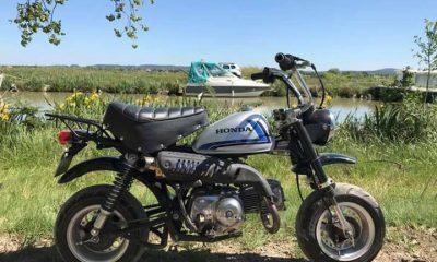 A VENDRE : Rolling de Honda Monkey J2 - mini4temps.fr