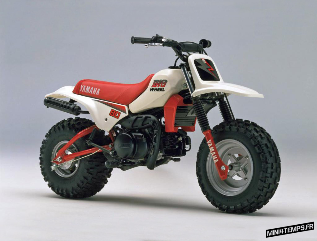 Yamaha BW80 Big Wheels - mini4temps.fr