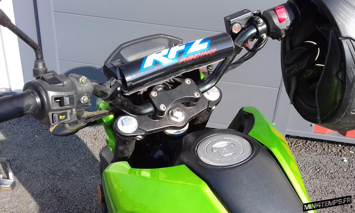 Motrac Urban 50cc Kit Kitaco 75 Vert Kawasaki - mini4temps.fr