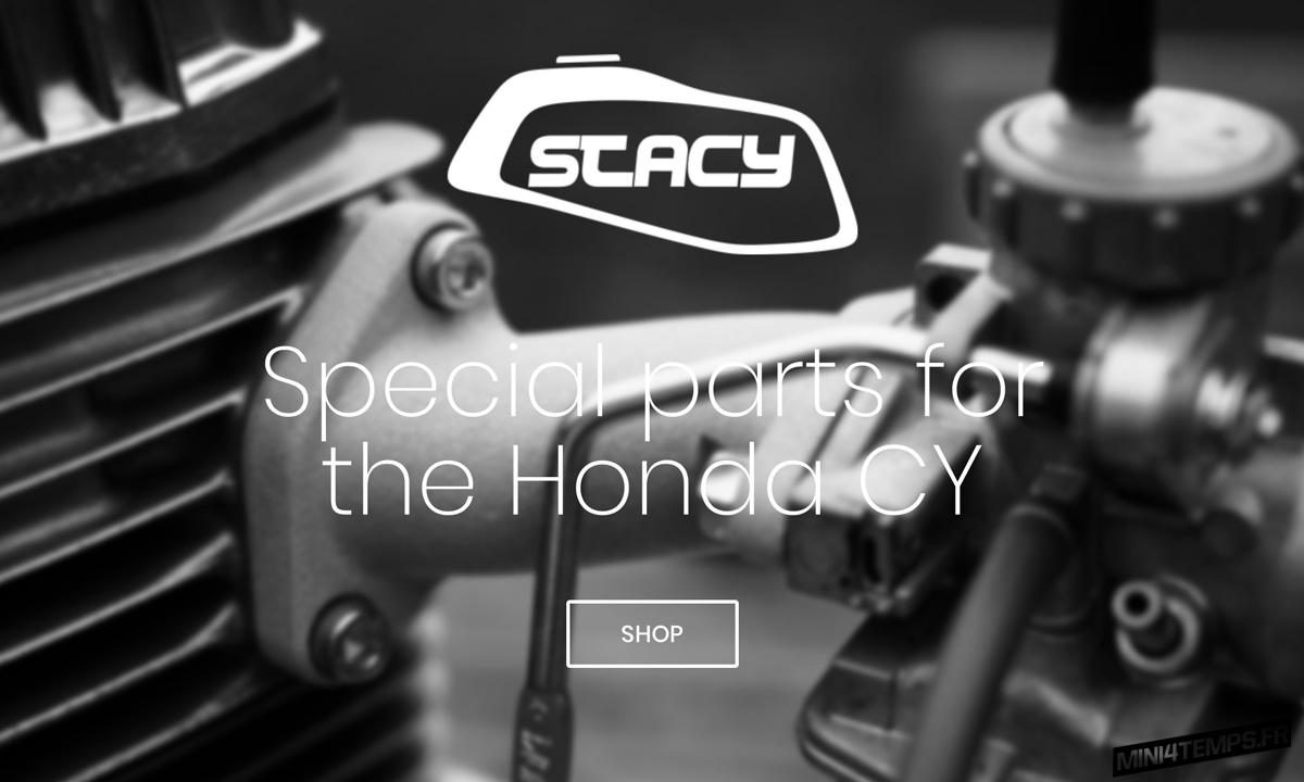 Stacy Parts, un shop de pièces pour Honda CY50 et CY80 - mini4temps.fr