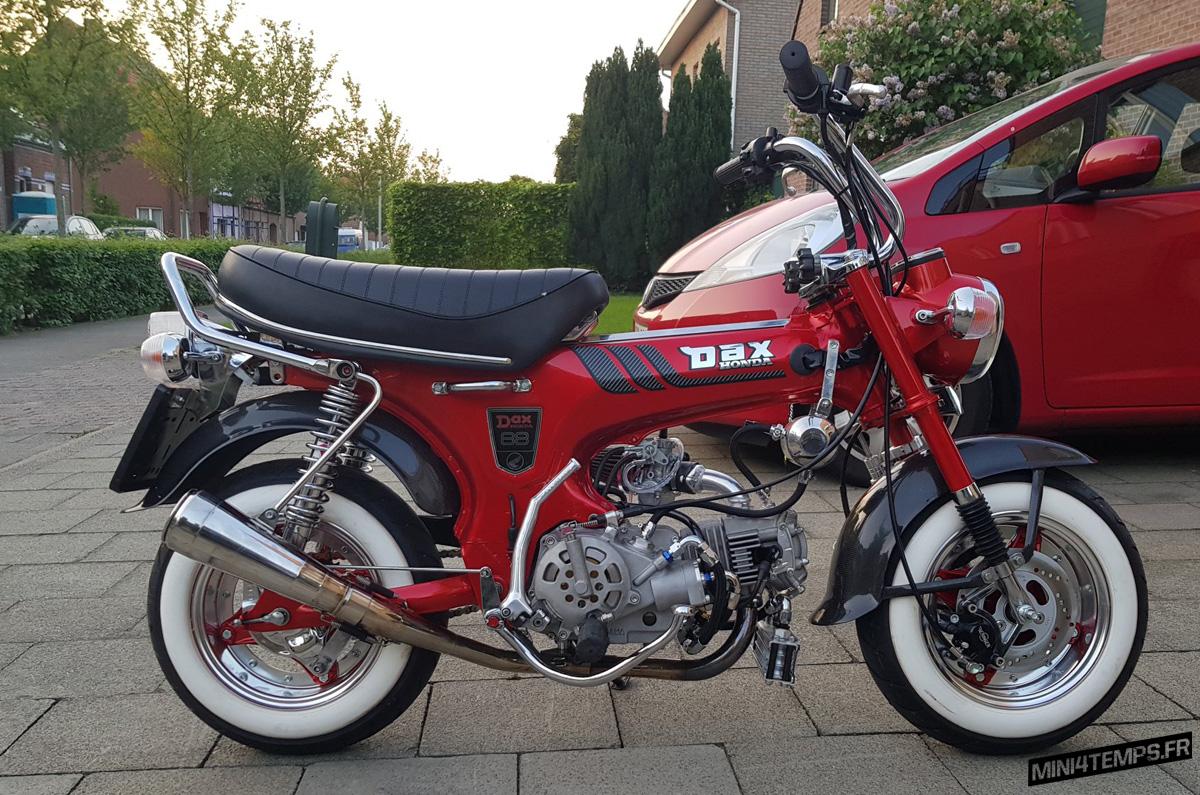 A VENDRE : Honda Dax - Mini4Temps Parts