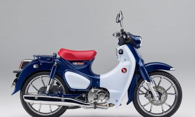 Honda C125 Super Cub 2019 - mini4temps.fr