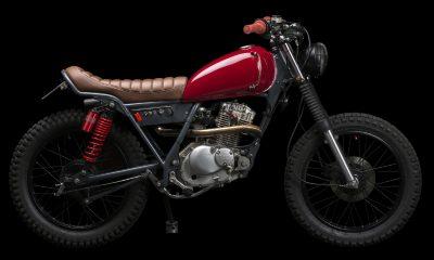 La Suzuki GN 125 de l'Atelier Medusa - mini4temps.fr