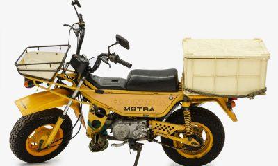A VENDRE : Honda Motra chez Four Stroke Barn - mini4temps.fr