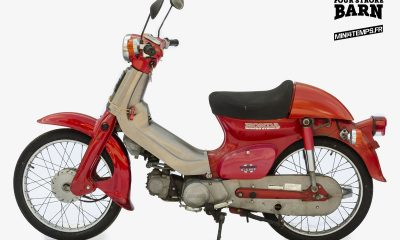 Honda C50 Cub, Cubra Edition - mini4temps.fr