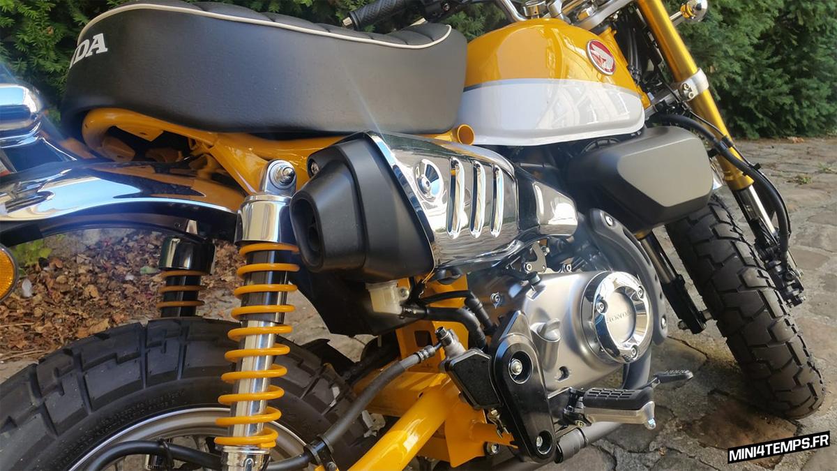 Vos avis sur le Honda Monkey 125 - mini4temps.fr - mini4temps.fr