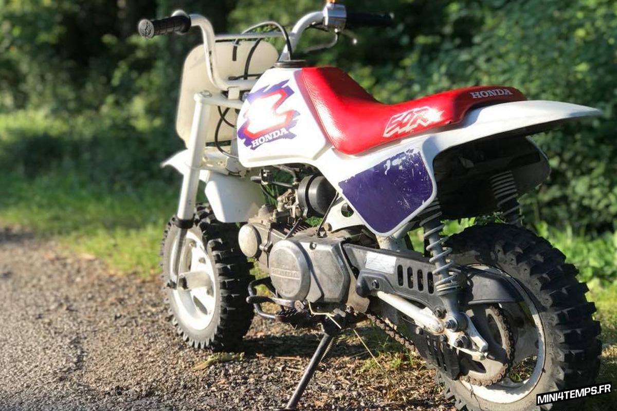 A VENDRE : Le Honda Monkey Z50R de Junior Dunor - mini4temps.fr