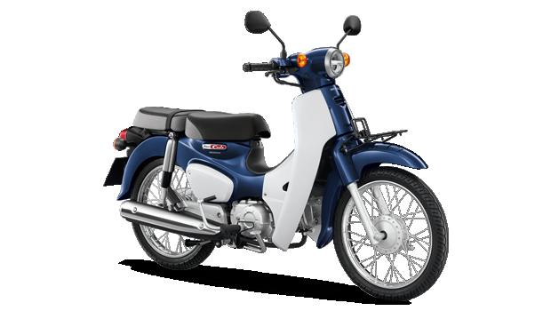 Honda Super Cub 2018 - mini4temps.fr