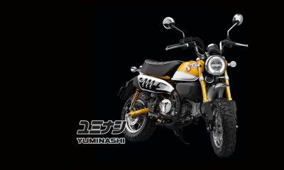 Des parts Yuminashi pour votre Honda Monkey 125 ! - mini4temps.fr
