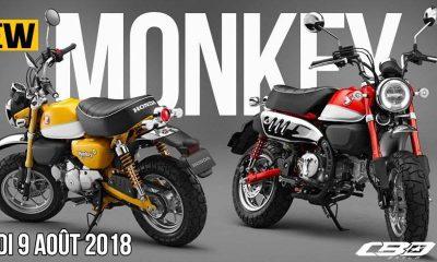 Soirée de présentation du Monkey 125 chez CBO Dafy Agen ! - mini4temps.fr