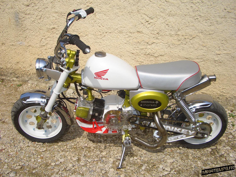 Jincheng Monkey JC50 - mini4temps.fr