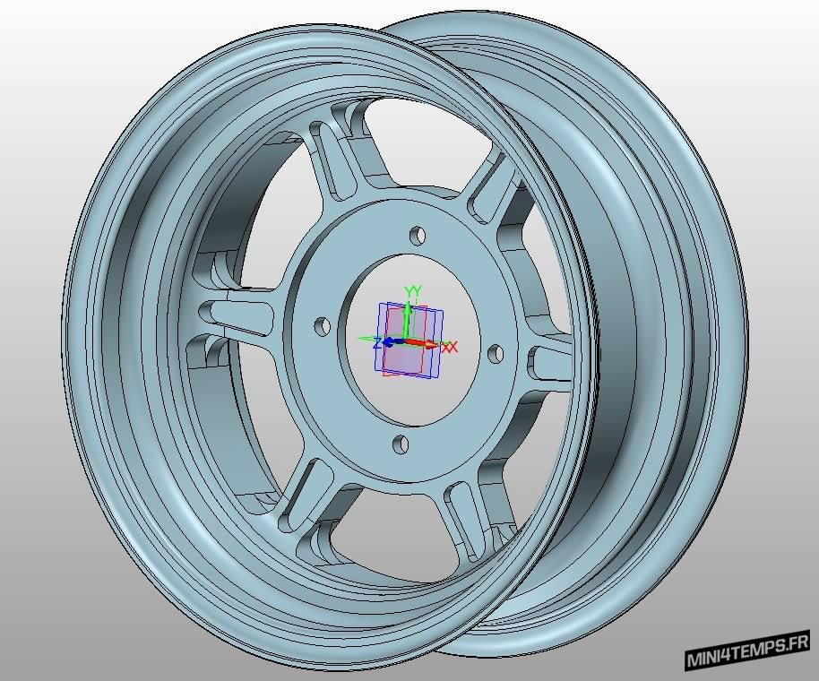 Nouveaux produits pour 2019 chez Dynamics Special Parts - mini4temps.fr