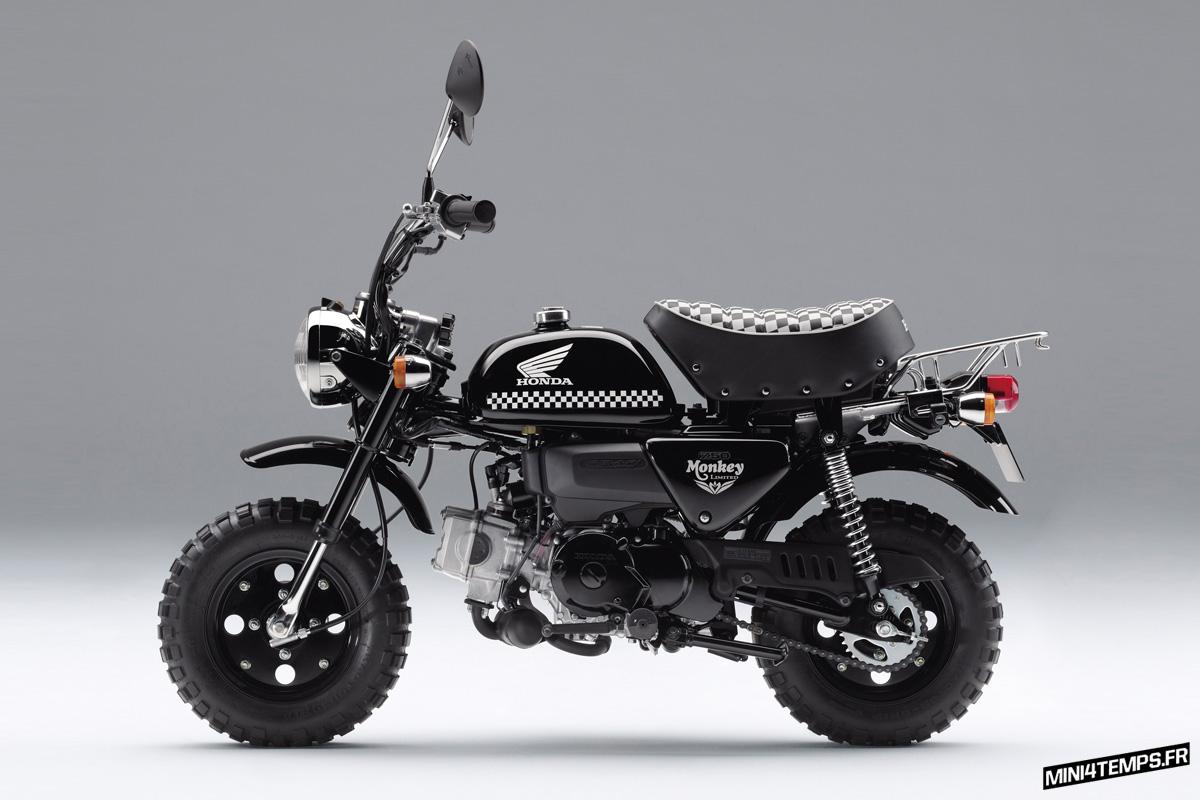 Honda Monkey Z50 2014 - mini4temps.fr