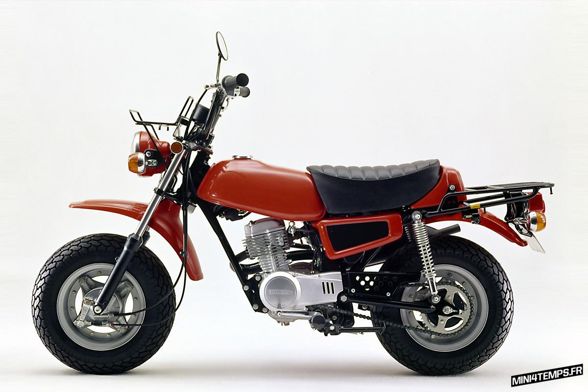 Honda R&P de 1977 à 1983 - mini4temps.fr