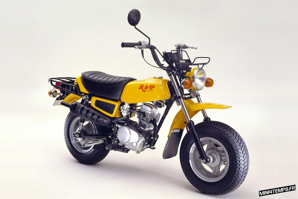Honda R&P de 1980 à 1981 - mini4temps.fr