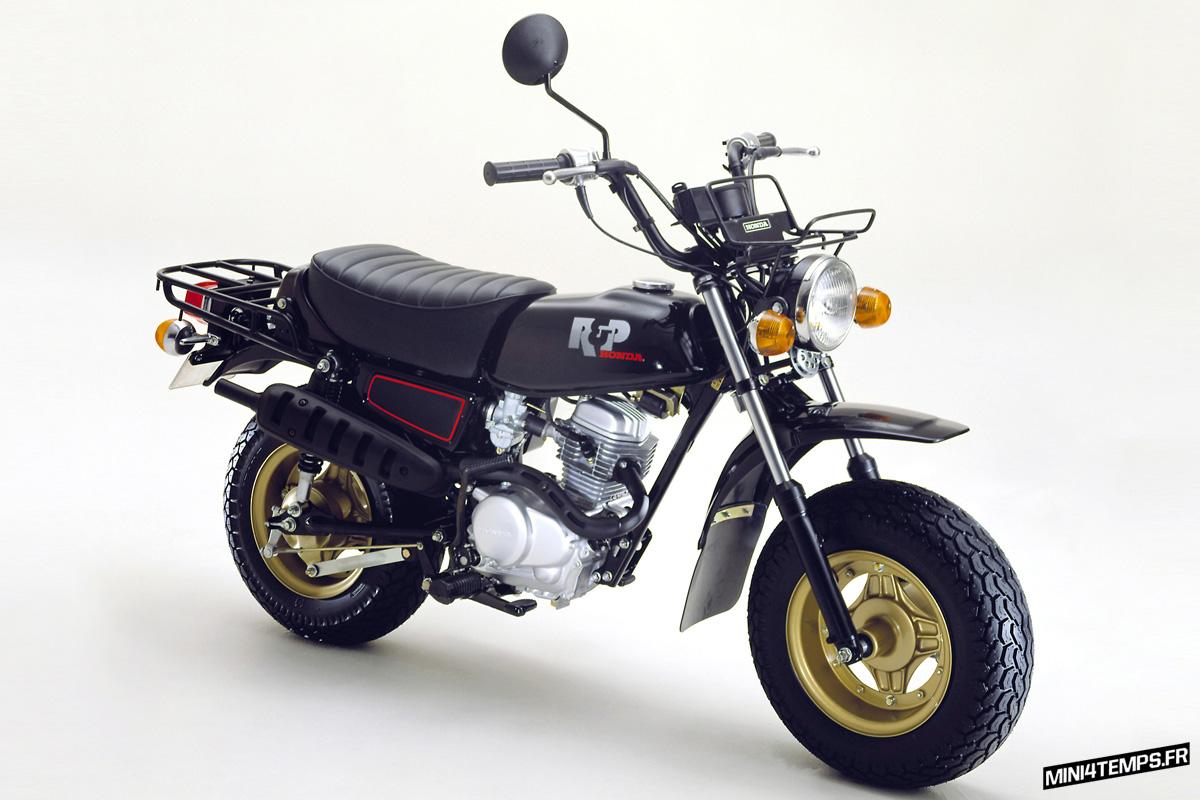 Honda R&P de 1981 à 1983 - mini4temps.fr