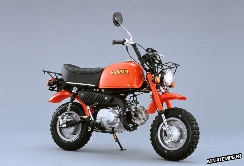 Honda Monkey Gorilla - mini4temps.fr