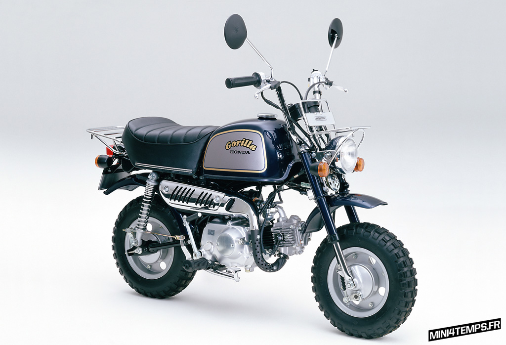 Honda Monkey Gorilla 1988-1990 - mini4temps.fr