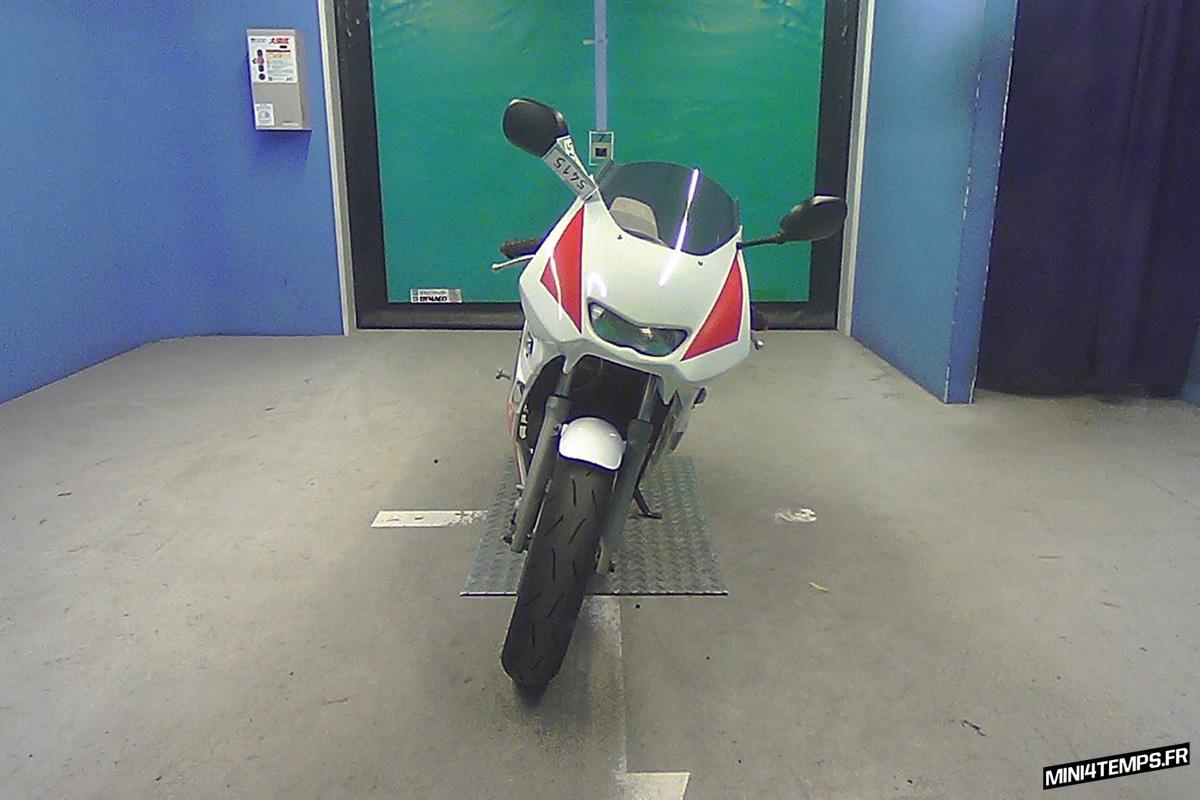 Le Yamaha TZM50R de Darren - mini4temps.fr