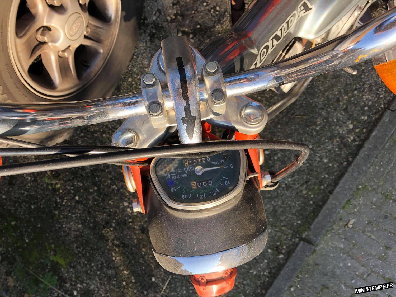 Honda CT90 Trail Rouge - mini4temps.fr
