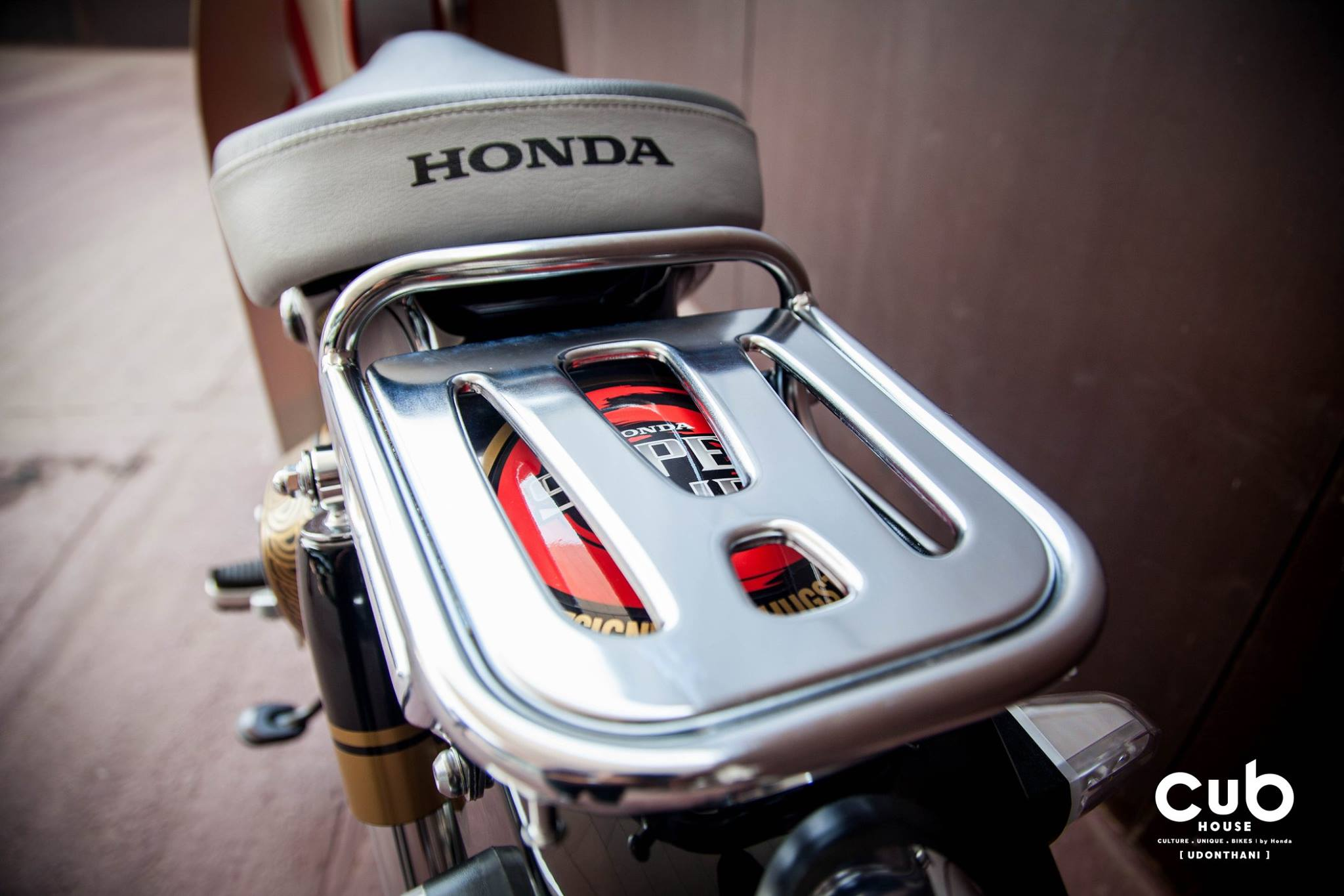 Honda Monkey NAT VERSION 2019 JAPANESE STYLE - mini4temps.fr