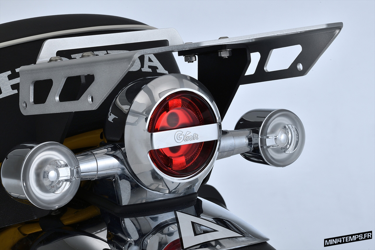 Parts G-Craft pour le Honda Monkey 125 - Mini4temps.fr