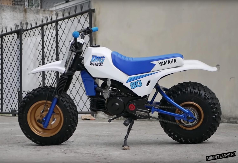 Yamaha BW80- by Katros Garage - mini4temps.fr