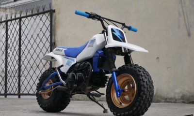 Yamaha BW80- by Katros Garage - mini4temps.fr