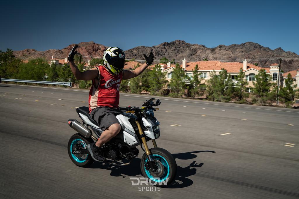 Las Vegas Minimoto Takeover by Drow Sports - mini4temps.fr