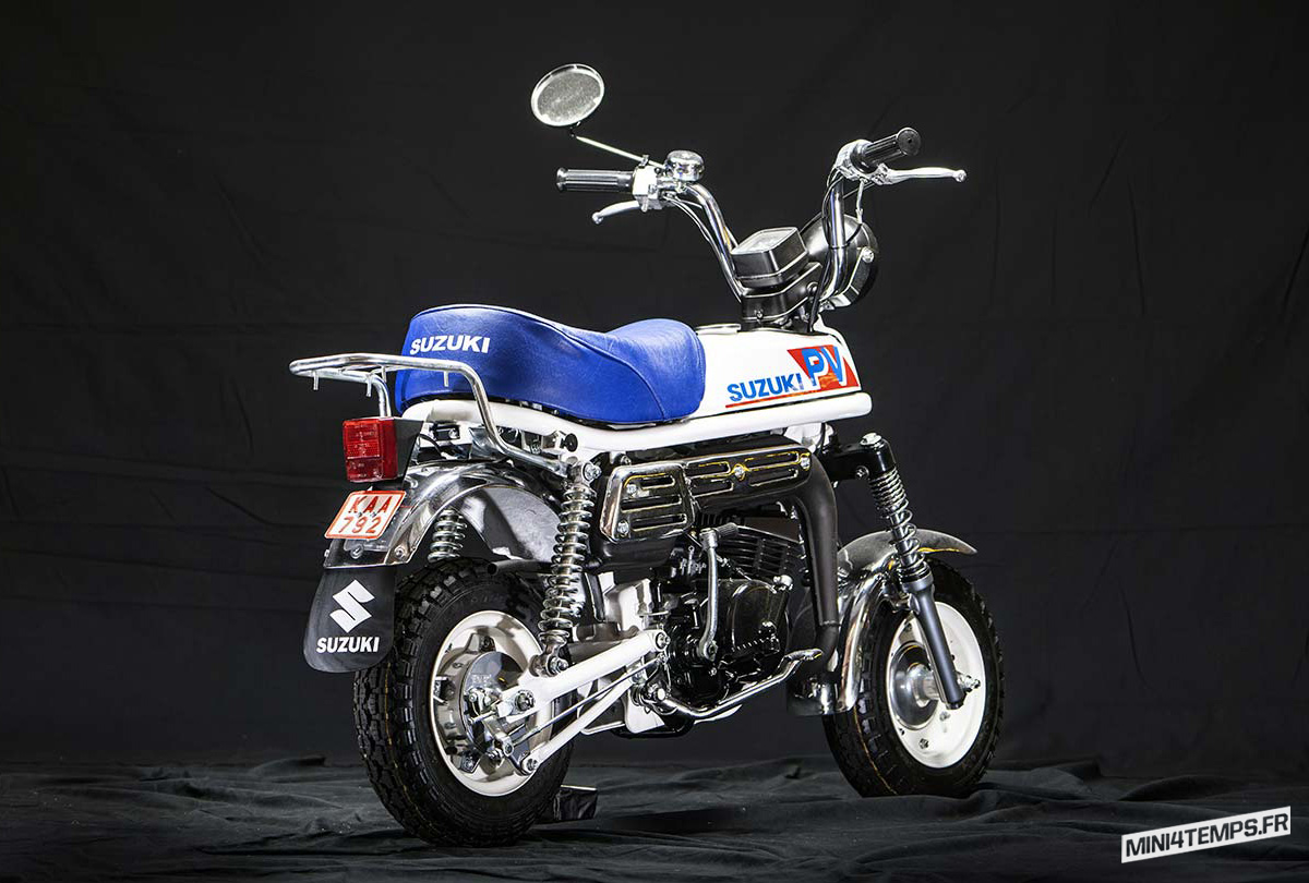 Suzuki PV50 ou PV50 EPO - mini4temps.fr