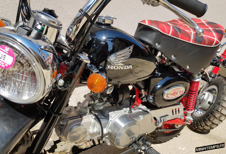 A vendre : Lot de 3 Honda Monkey série anniversaire - mini4temps.fr