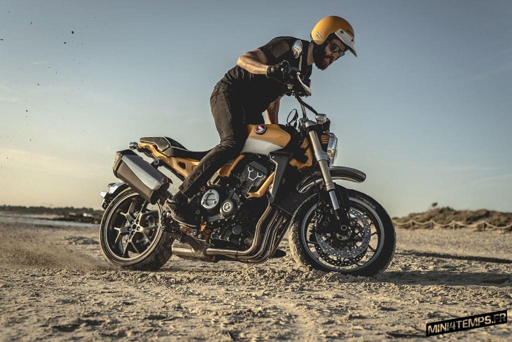Le Honda Monkey-Kong de Honda Mallorca Motos - mini4temps.fr