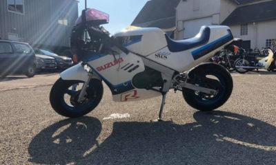 A VENDRE : Suzuki RB50 Gag - mini4temps.fr