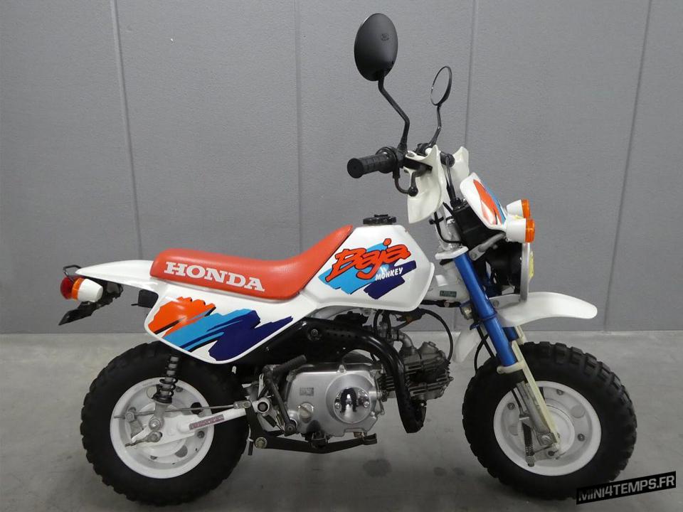 Des Honda Monkey Baja à vendre chez Corky's Daxshop ! - mini4temps.fr