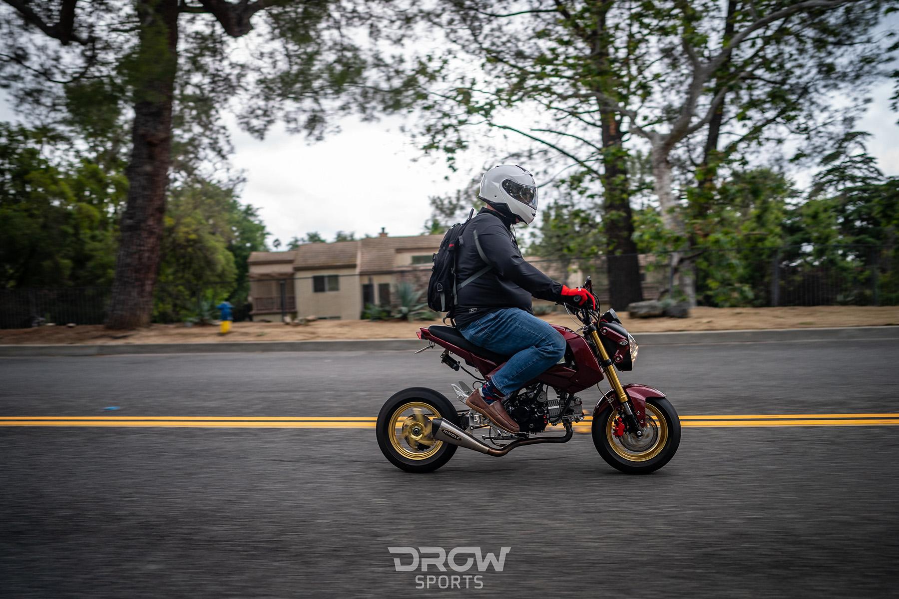 Les balades en Honda MSX de DROWsports - mini4temps.fr