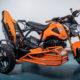 Le projet Angel Kit Side Car pour Honda MSX 125 d'Industrial Moto - mini4temps.fr