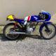Le Honda CB50 S de Maxim - mini4temps.fr
