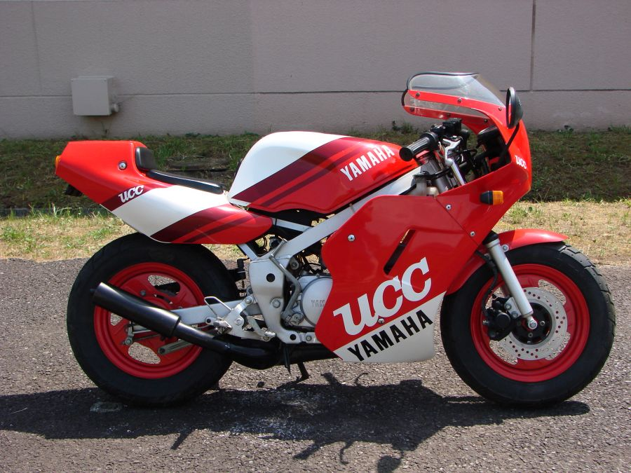 Yamaha YSR 50 UCC Limited by RMD Motors - mini4temps.fr