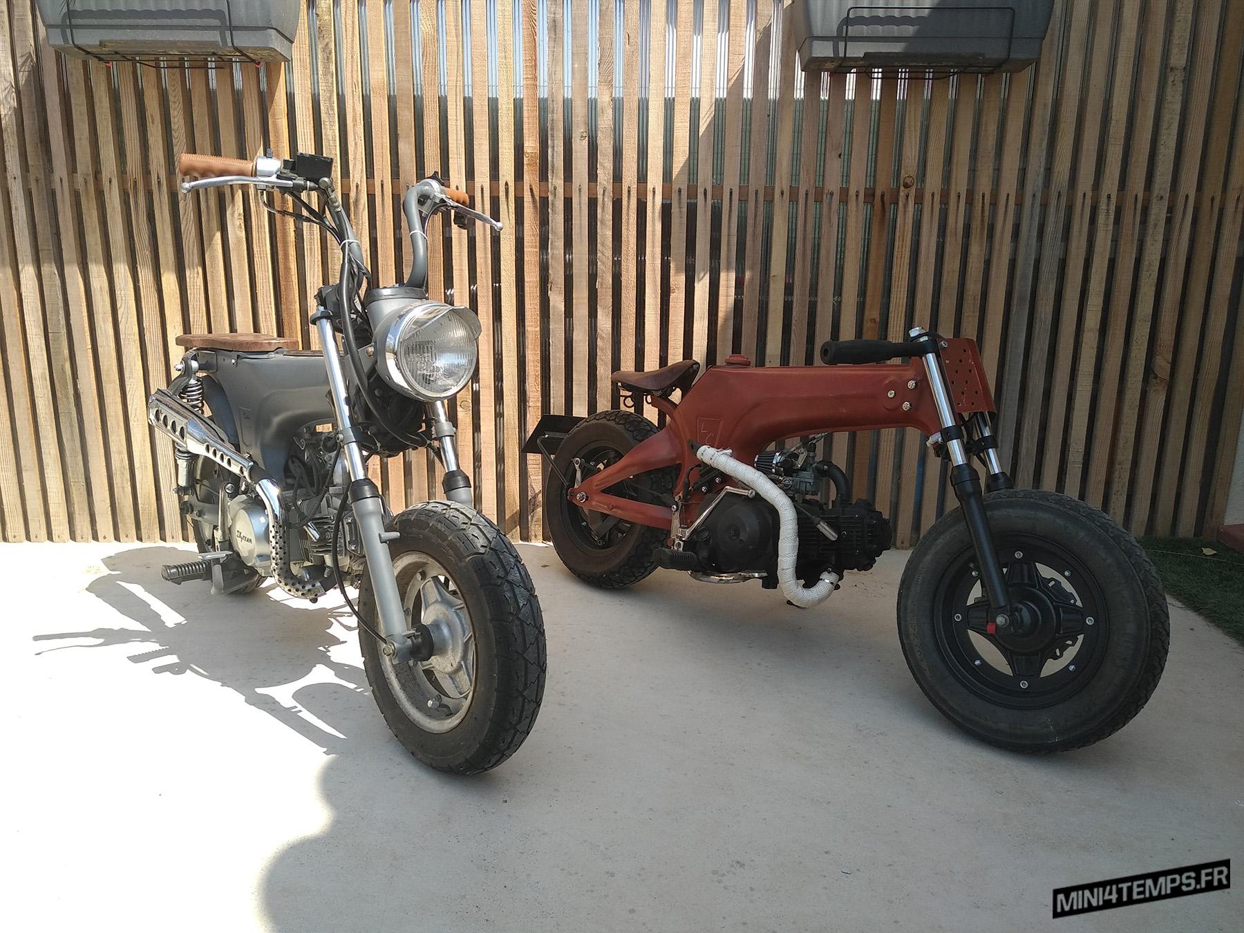 Le Dax Bobber de Little Concept - mini4temps.fr