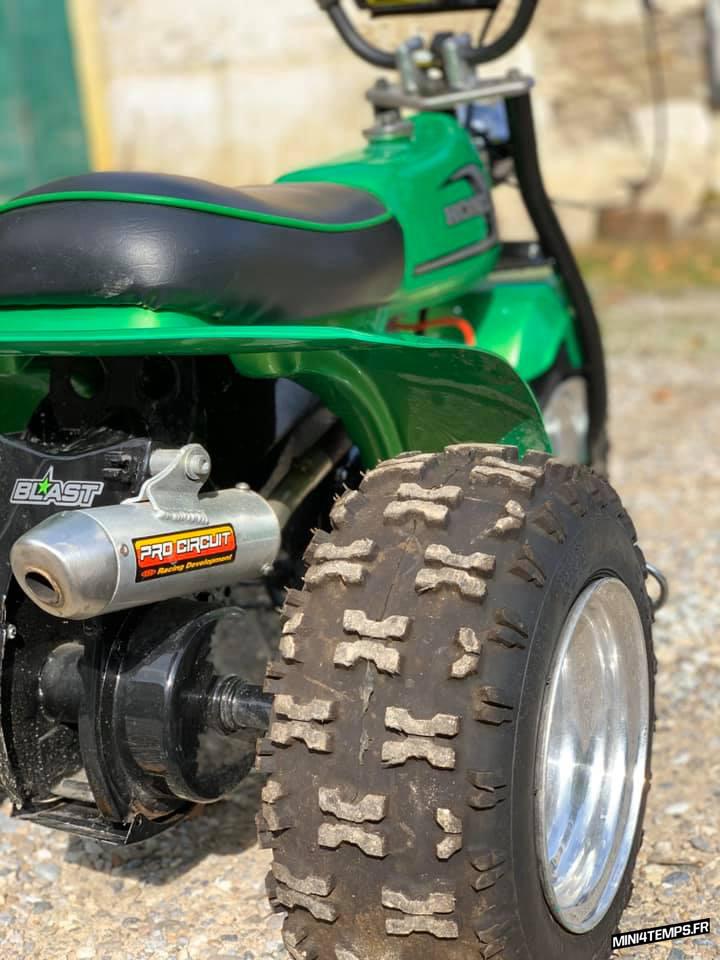 A VENDRE : Honda ATC 88 GB4 - mini4temps Parts