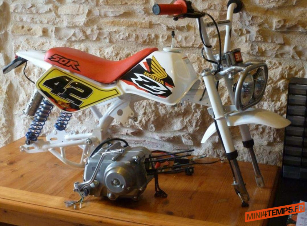 A VENDRE : Honda Monkey Baja - Mini4temps Parts
