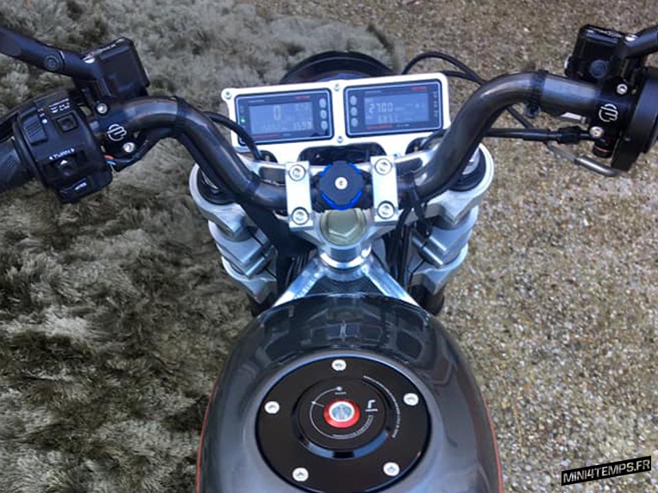 Honda Monkey R full options - mini4temps.fr