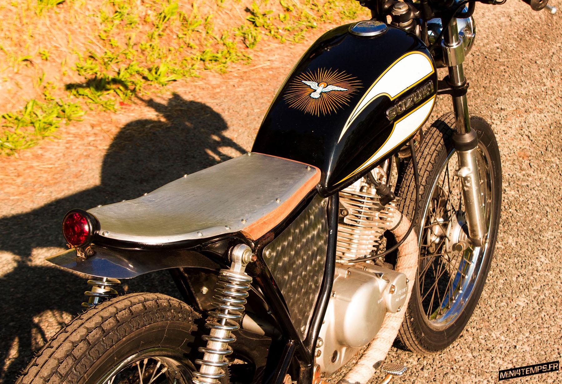 Suzuki GN125 by Somp777 - mini4temps.fr