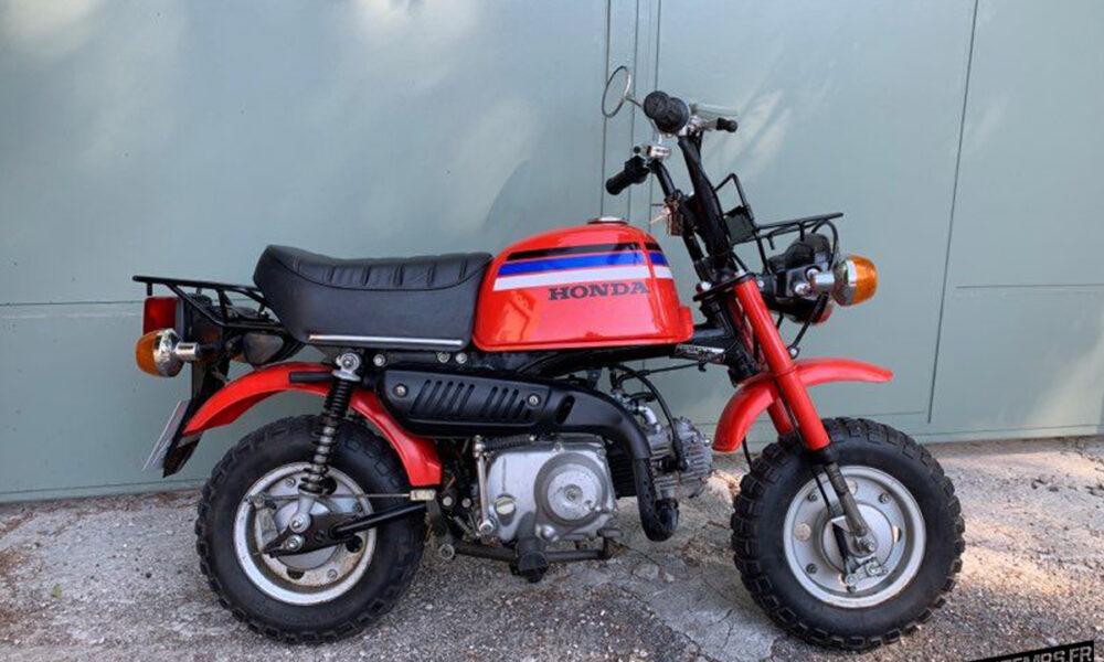 Honda Gorilla full stock - mini4temps.fr