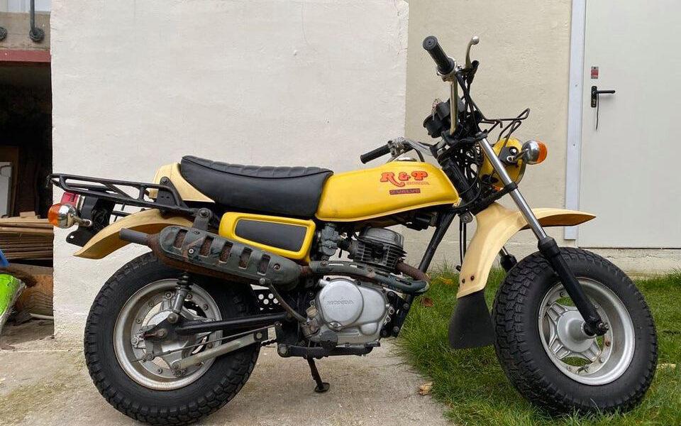 Honda R&P de 1979 à vendre dans Mini4temps Parts - mini4temps.fr