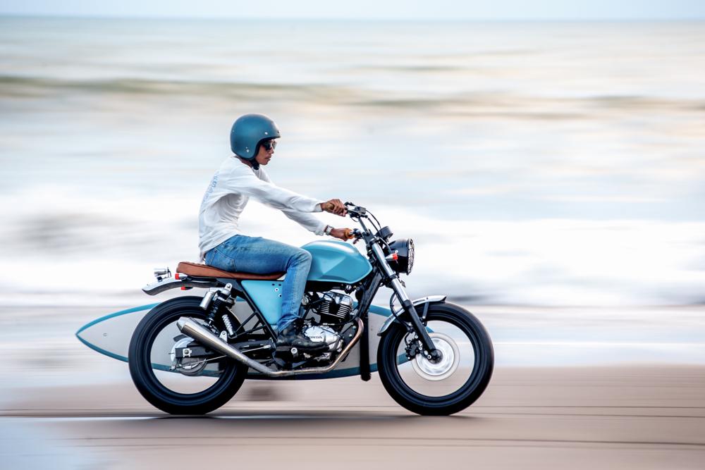 La Honda CB150 Verza de Deus Indonesia   Mini4Temps.fr