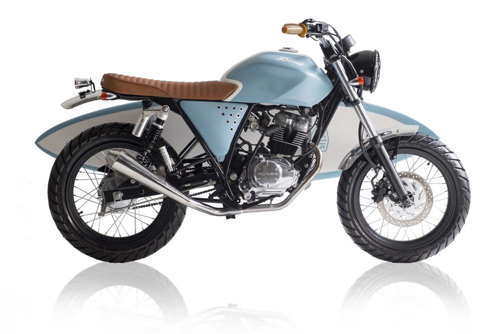 La Honda CB150 Verza de Deus Indonesia | Mini4Temps.fr